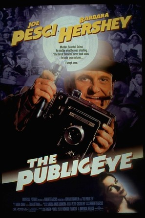The Public Eye - Movie Poster (thumbnail)