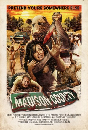 Madison County - Movie Poster (thumbnail)