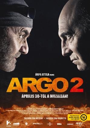 Argo 2 - Hungarian Movie Poster (thumbnail)