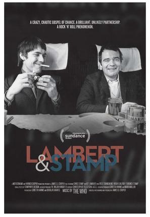 Lambert & Stamp - Movie Poster (thumbnail)