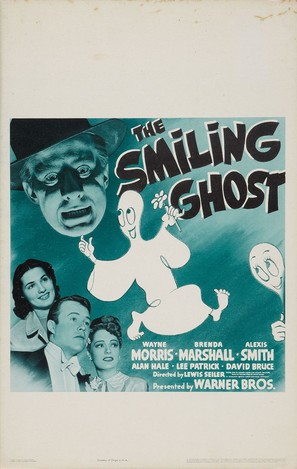 'The Smiling Ghost'
