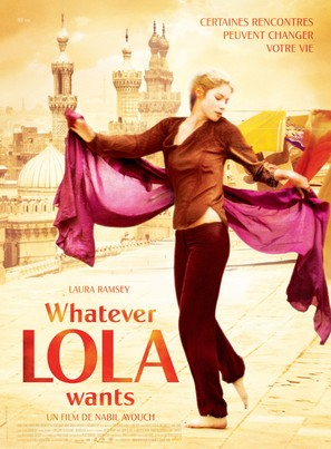 Whatever Lola Wants - French Movie Poster (thumbnail)