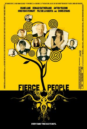 Fierce People - Movie Poster (thumbnail)