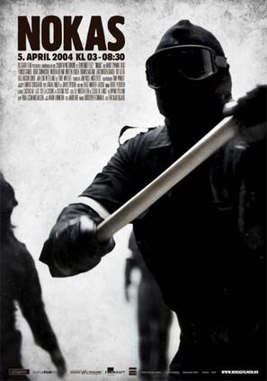 Nokas - Norwegian Movie Poster (thumbnail)