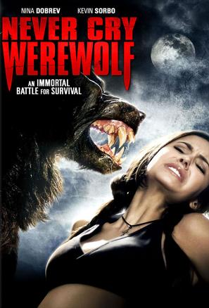 Never Cry Werewolf - DVD movie cover (thumbnail)