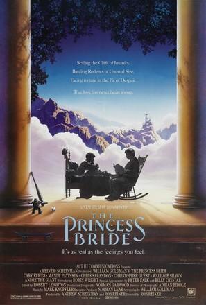 The Princess Bride - Movie Poster (thumbnail)