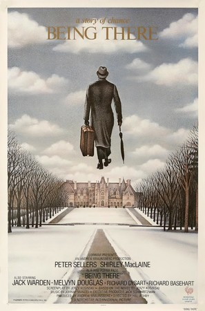 Being There - Swiss Movie Poster (thumbnail)