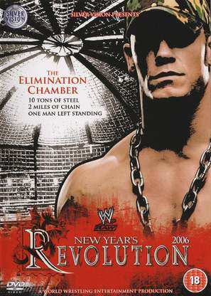 WWE New Year's Revolution