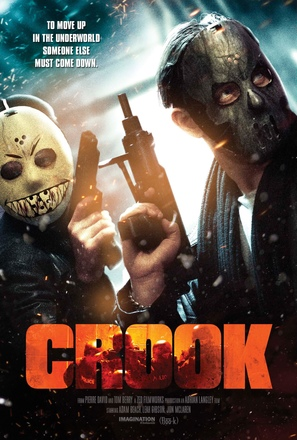Crook - Canadian Movie Poster (thumbnail)