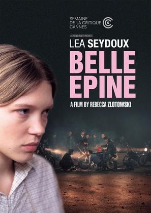 Belle épine - French Movie Poster (thumbnail)