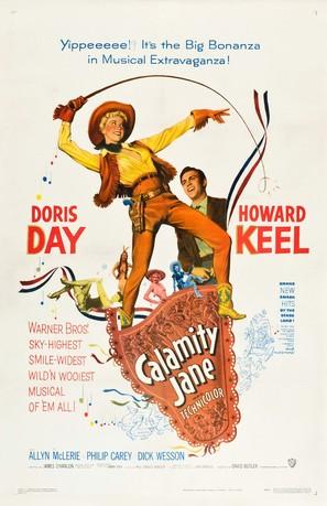 Calamity Jane - Movie Poster (thumbnail)