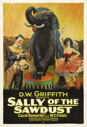 Sally of the Sawdust - Movie Poster (thumbnail)
