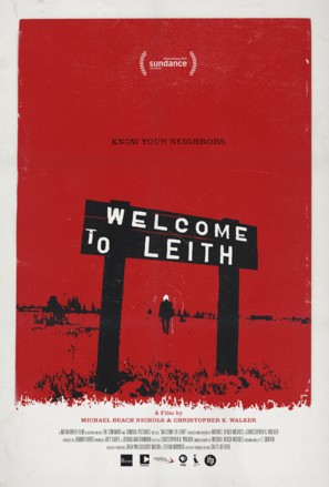 Welcome to Leith - Movie Poster (thumbnail)