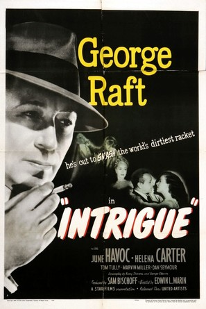 Intrigue - Movie Poster (thumbnail)