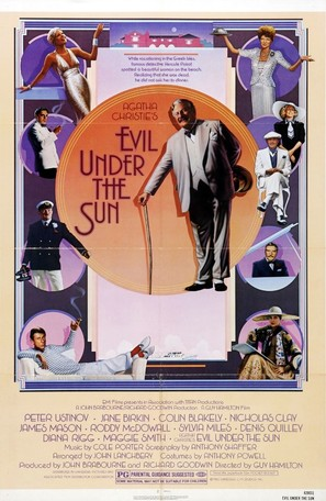 Evil Under the Sun - Movie Poster (thumbnail)