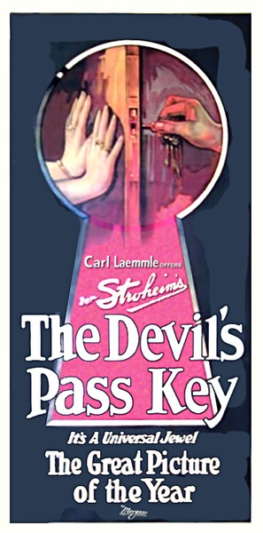 The Devil's Passkey - Movie Poster (thumbnail)