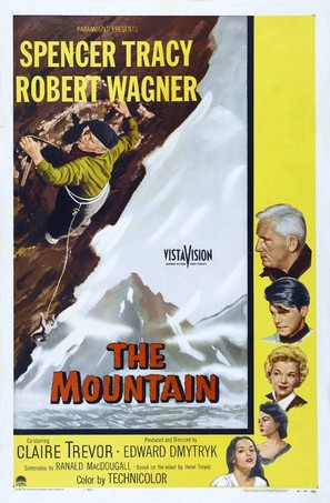 The Mountain - Movie Poster (thumbnail)