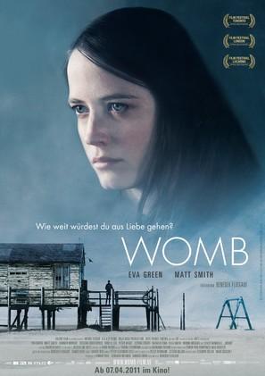Womb - German Movie Poster (thumbnail)
