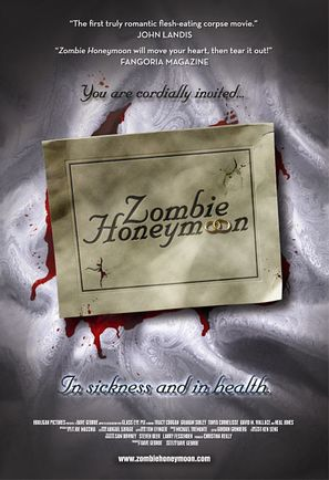 Zombie Honeymoon - Movie Poster (thumbnail)
