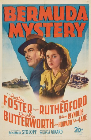 Bermuda Mystery - Movie Poster (thumbnail)