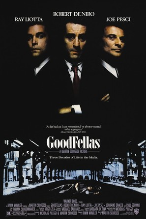 Goodfellas - Movie Poster (thumbnail)
