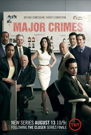 """Major Crimes"" - Movie Poster (thumbnail)"