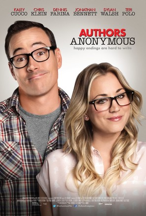 Authors Anonymous - Movie Poster (thumbnail)