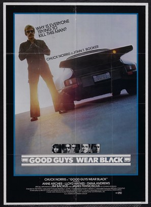 Good Guys Wear Black - Movie Poster (thumbnail)