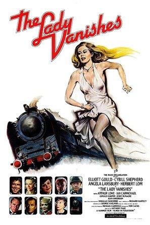 The Lady Vanishes - British Movie Poster (thumbnail)