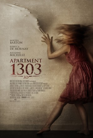 Apartment 1303 3D - Movie Poster (thumbnail)