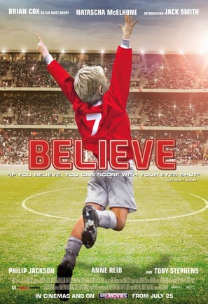 Believe - British Movie Poster (thumbnail)