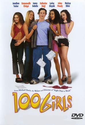100 Girls - DVD movie cover (thumbnail)