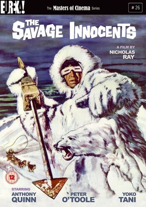 The Savage Innocents - British Movie Cover (thumbnail)