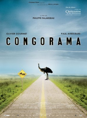 Congorama - Canadian Movie Poster (thumbnail)