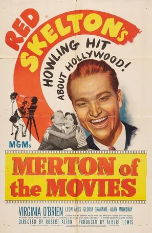 Merton of the Movies - Movie Poster (thumbnail)