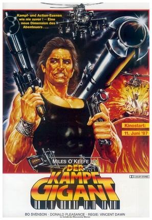 Double Target - German Movie Poster (thumbnail)