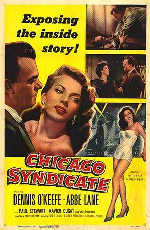 Chicago Syndicate - Movie Poster (thumbnail)