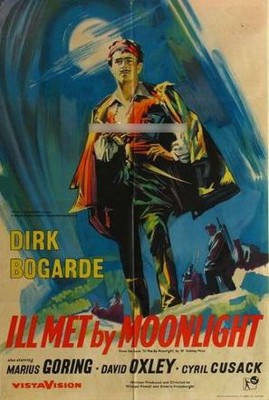 Ill Met by Moonlight - British Movie Poster (thumbnail)