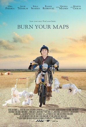 Burn Your Maps - Movie Poster (thumbnail)