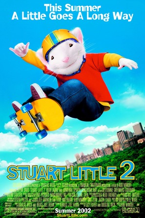Stuart Little 2 - Movie Poster (thumbnail)