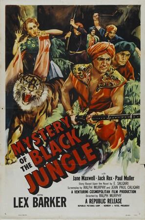 I misteri della giungla nera - Movie Poster (thumbnail)