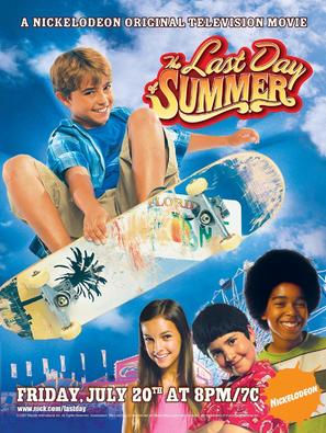 The Last Day of Summer - Movie Poster (thumbnail)