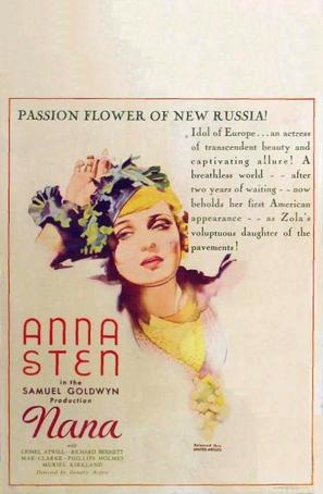 Nana - Movie Poster (thumbnail)
