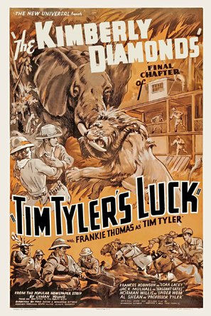 Tim Tyler's Luck - Movie Poster (thumbnail)
