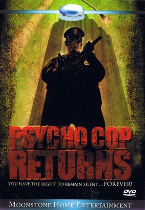 Psycho Cop Returns - Movie Cover (thumbnail)