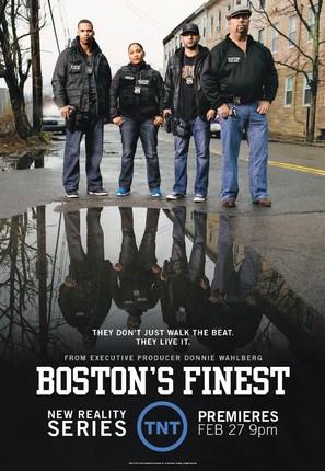 """Boston's Finest"" - Movie Poster (thumbnail)"