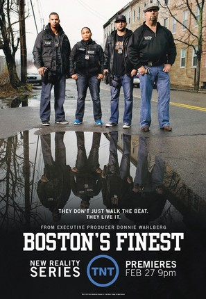 """Boston's Finest"" - Movie Poster (thumbnail)"