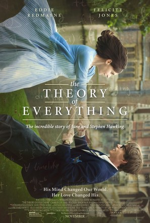 The Theory of Everything - Movie Poster (thumbnail)