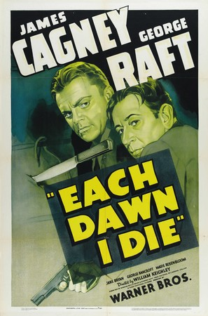Each Dawn I Die - Movie Poster (thumbnail)