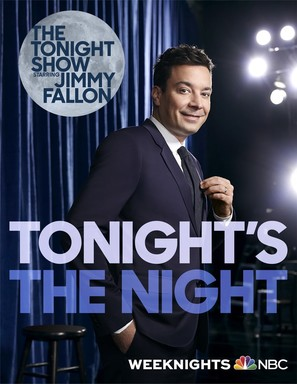 """The Tonight Show Starring Jimmy Fallon"" - Movie Poster (thumbnail)"